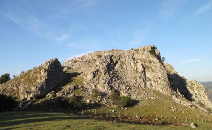 Las cimas del Goierri