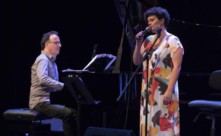 Homenaje a Mikel Laboa en el Jazzaldia
