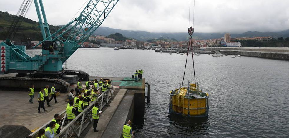 La industria vasca lucha contra el salitre, el viento, las olas y los moluscos