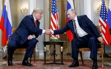 Putin se declara «dispuesto a ir a Washington» y dice haber invitado a Trump a Moscú