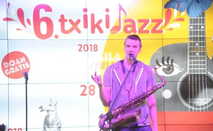 Continúa el festival para familias del Jazzaldia