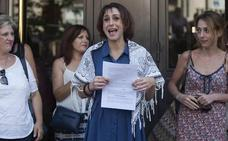 La asesora de Juana Rivas ve «violencia institucional» en su condena a prisión