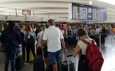 Un centenar de vascos sigue atrapado en el aeropuerto de Múnich