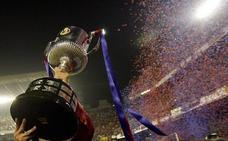La final de Copa cerrará la temporada el 25 de mayo