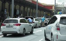 En Euskadi hay una licencia de vehículo con conductor por cada 26 taxis