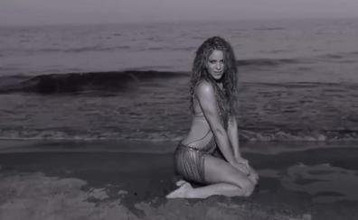 Shakira, acusada de plagio por el vídeo de 'Clandestino'