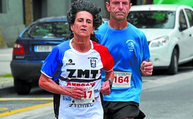 Juan Luis Gómez Gallego y Lourdes Colomo ganaron en el Memorial Roberto Cabrejas