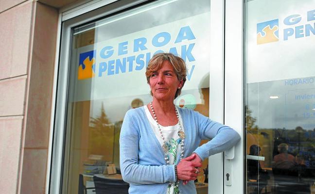 Virginia Oregui: «Si hay acuerdo, se puede crear el sistema de pensiones de empleo en tres meses»