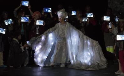 La Fura dels Baus iluminará el Kursaal con su interpretación de la 'La Creación'