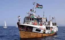 Una valenciana sigue detenida en Israel tras tratar de romper bloqueo a Gaza