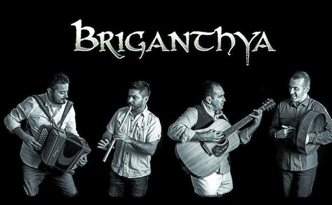 'Briganthya' actúa hoy en Bideluze