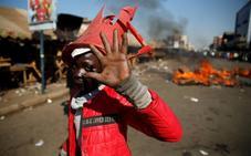 Tres muertos durante las protestas en Zimbabue tras las elecciones