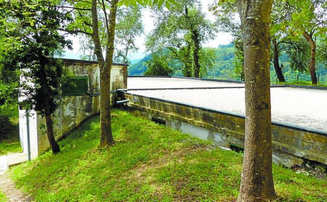 El depósito de agua potable de Loinaz ha sido renovado