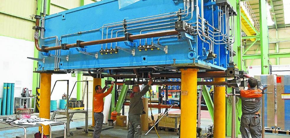 Las ventas de las firmas guipuzcoanas crecieron un 5,4% en el primer semestre