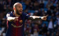 Aleix Vidal abandona la concentración del Barça para fichar con el Sevilla