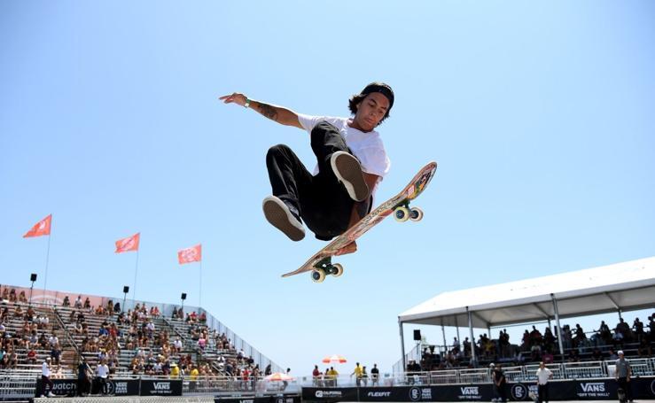 Competición de Skate