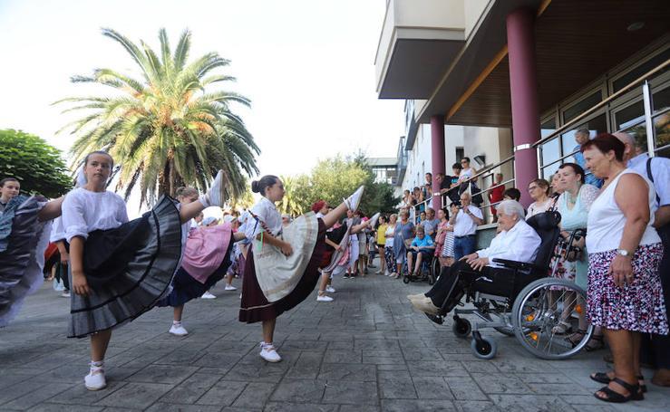 Fiestas de San Esteban en Oiartzun