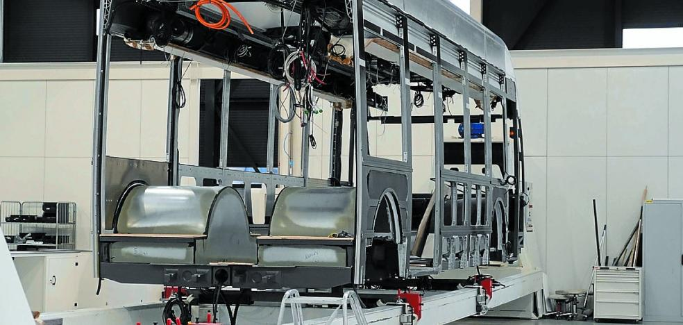 La producción de la industria de Gipuzkoa despegó un 7,8% en la primera mitad del año