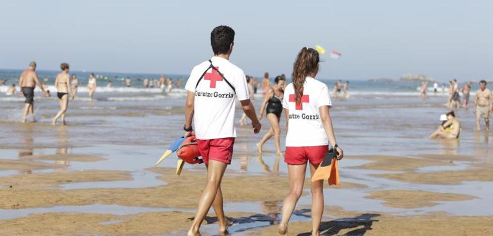 Socorristas y Cruz Roja no llegan a un acuerdo que evite la huelga