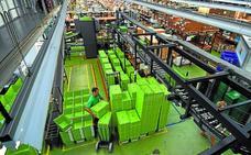 Farmacéutica Guipuzcoana reforzará su expansión con un nuevo centro logístico