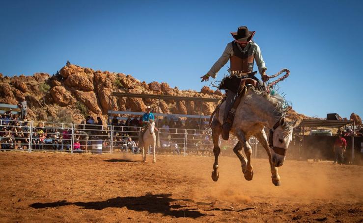 Campeonato de Rodeo en Australia