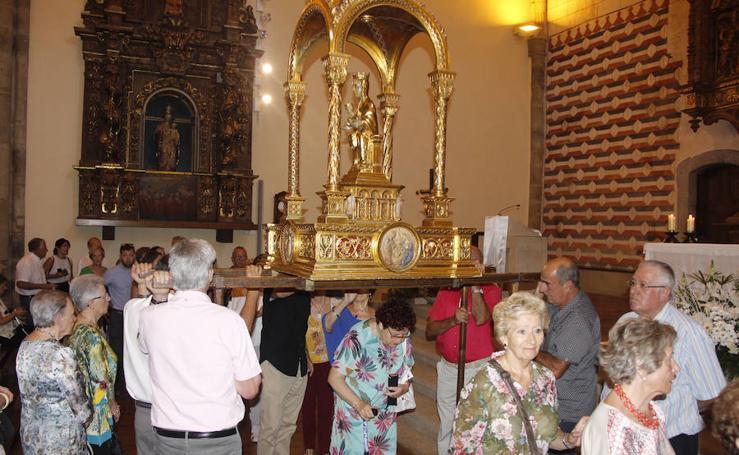 Culto y devoción a la Virgen de Itziar