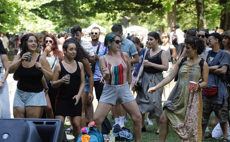 Glad Is The Day, el picnic musical gratuito con más encanto de la ciudad.