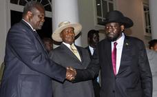 Gobierno y rebeldes firman un acuerdo de paz para poner fin a la guerra en Sudán del Sur