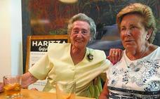 «Quien mucho vive, mucho ve y soy una anciana de 93 años»