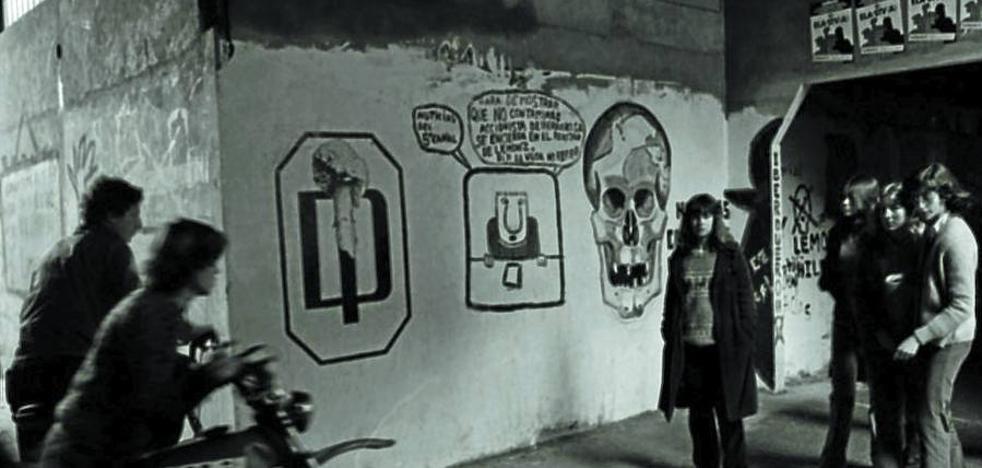 El paseo Duque de Mandas, «sin orden ni concierto»