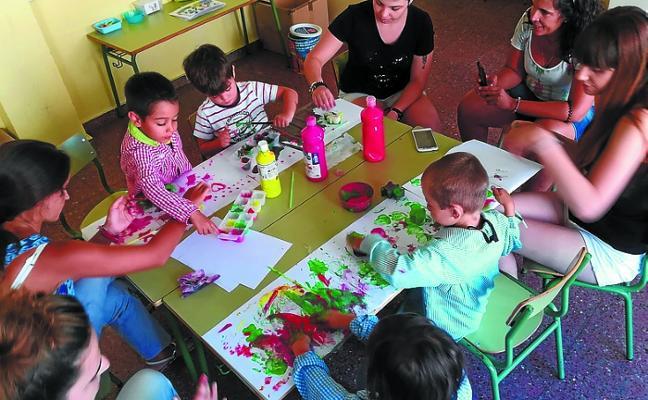 ANA beca a 24 niños con autismo en la escuela de verano