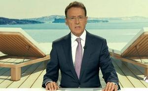 El último chiste de Matías Prats que provocó la risa de una reportera en falso directo