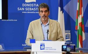 Eneko Goia asegura que la atención a inmigrantes trasciende a San Sebastián e Irun