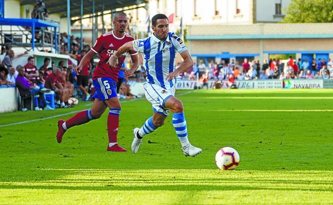 Real Sociedad y el Alavés con sus mejores jugadores esta tarde en Asti