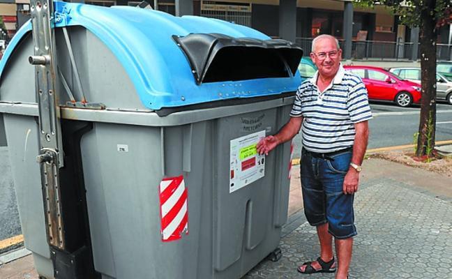 Campaña de recogida de residuos voluminosos del Ayuntamiento