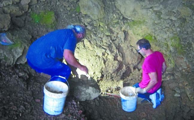 Ulizar, la cueva y sus antiguos tesoros