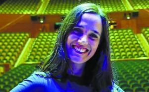 Arantza Ezenarro: «Es imposible no pasárselo bien interpretando esta ópera»