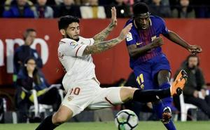 Dembélé asegura que seguirá en el Barcelona