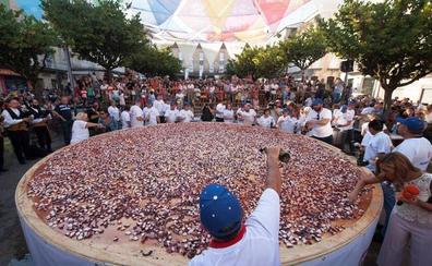 La tapa de pulpo más grande del mundo