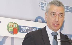 Urkullu pide por carta a Juncker una política migratoria compartida