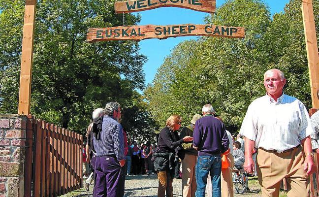 Lekunberri acoge este año la fiesta de los pastores americanos