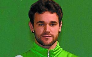 El pelotari Markel Lizeaga, subcampeón del torneo de Colmenar en Madrid