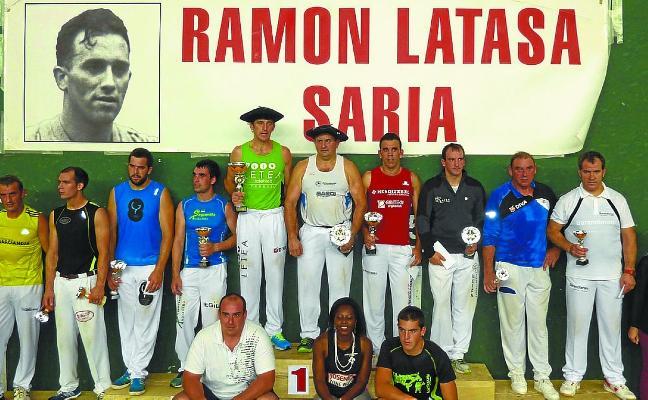 Este sábado se celebra el XVII memorial Ramon Latasa