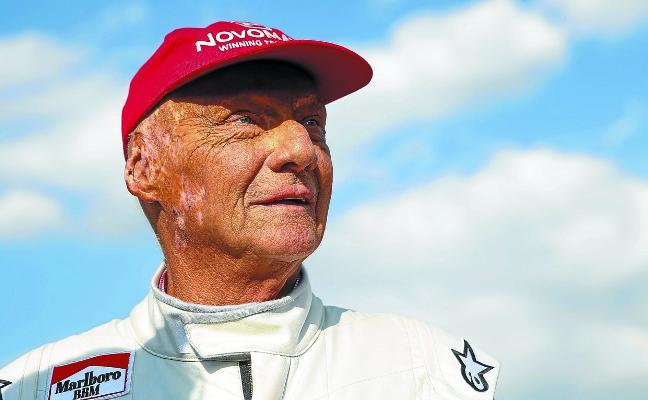 La tercera vida de Niki Lauda