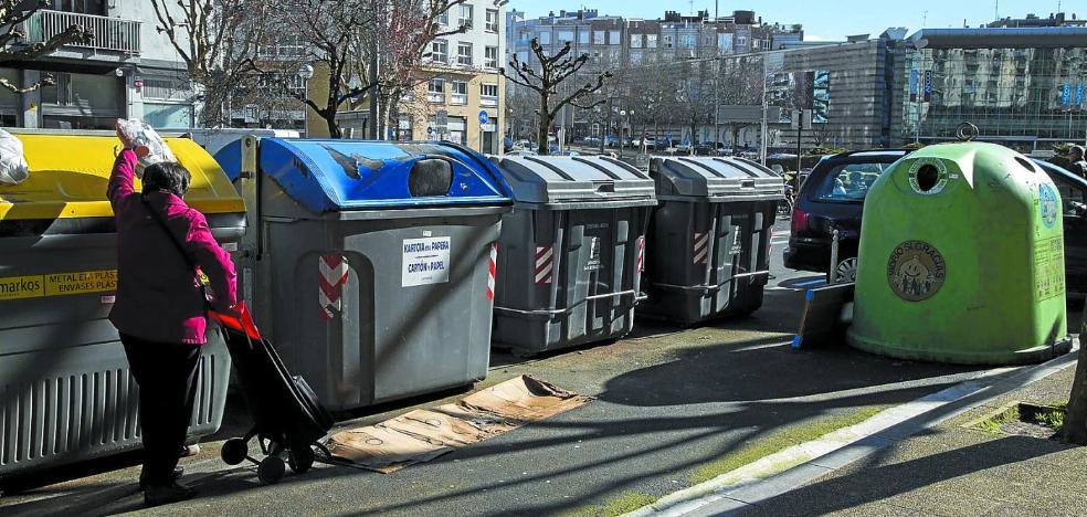 La oposición rechaza que se suba de nuevo la tasa de las basuras