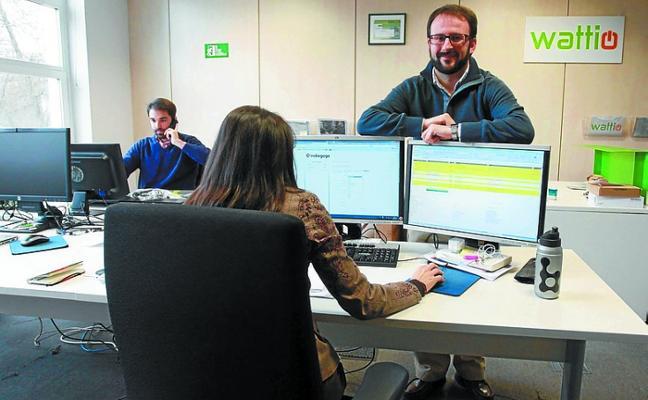 Patxi Etxebeste (Wattio): «Para nosotros es una enorme satisfacción la entrada de Repsol»