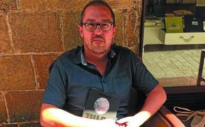 Xabier Gantzarain: «Con este libro sobre el arte puedo decir que he unido dos de mis pasiones»