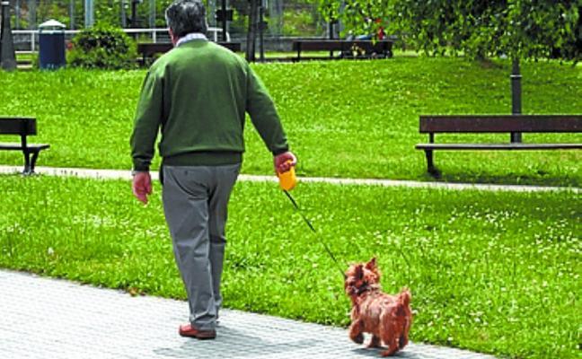 Se colocarán 42 paneles sobre normativa de animales en parques
