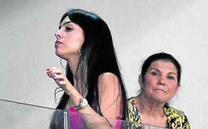 Dolores Aveiro y 'o traseiro' de Georgina