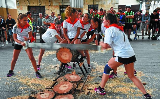 Emaneurre convoca el VIII campeonato de deporte rural entre cuadrillas